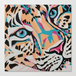 "Leap ""Serengeti Series"" Canvas Print"