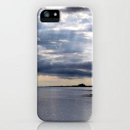 Shine that light. iPhone Case