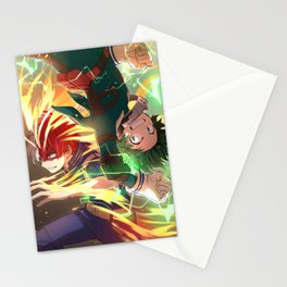My Hero Academia Shoto Todoroki & Midoriya Izuku Stationery Cards