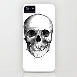 Skull 6 iPhone Case