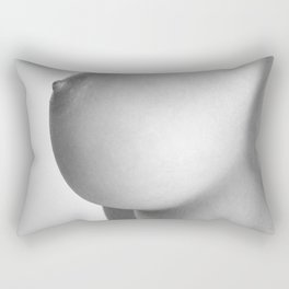 Just a Breast Rectangular Pillow