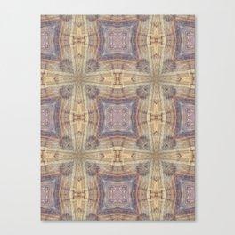 Romanesque Cross Canvas Print