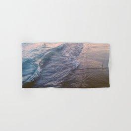 Sunset waves Hand & Bath Towel
