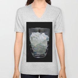 Drinking Glass Unisex V-Neck