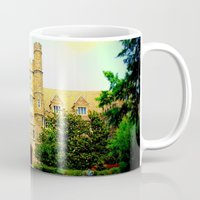 medical Mugs featuring duke medical by Chromatic Reflections