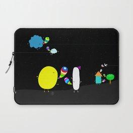 say beautiful things Laptop Sleeve