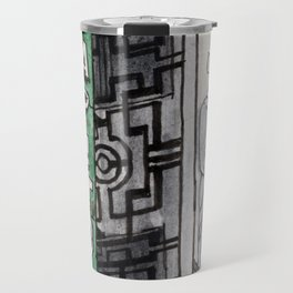 Philippines : Capitol Theater Travel Mug