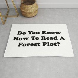 Forest Plot Rug