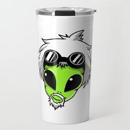 Doctor Neon Travel Mug