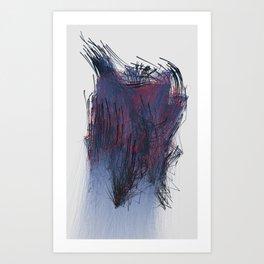 BRU-14/WIP-004 Art Print