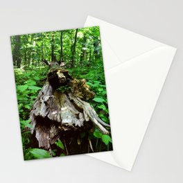 Tree Down Stationery Cards