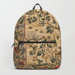 William Morris Tree Of Life Backpack