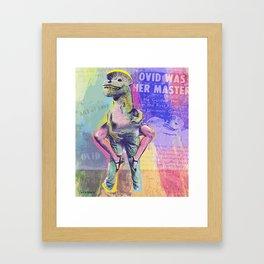 OVID Framed Art Print