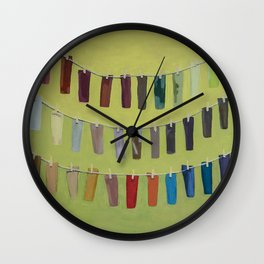 Seville Wall Clock