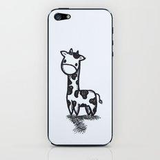 CUTE GIRAFFE iPhone & iPod Skin
