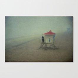 Embrace the Fog Canvas Print