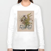 north carolina Long Sleeve T-shirts featuring North Carolina Memories by Jessica Roux
