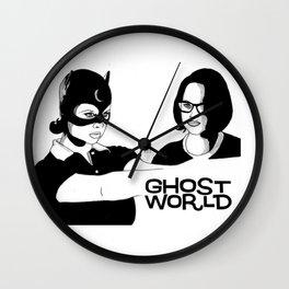 Ghost World Wall Clock