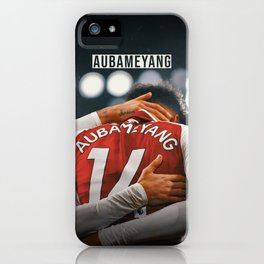 Aubameyang iPhone Case