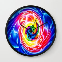 Abstract perfektion 86 Wall Clock