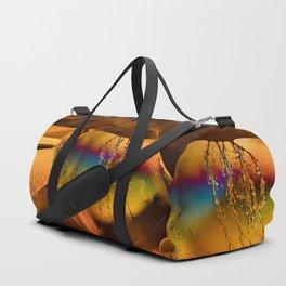 Opalescent Bubbles Duffle Bag