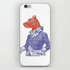 General Dog iPhone & iPod Skin