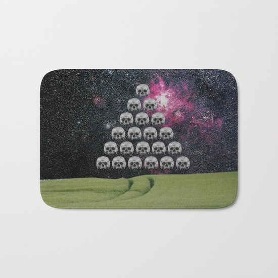 The truth is dead 7 · Advent Bath Mat