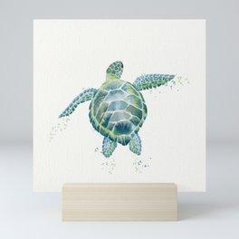 Sea Turtle Mini Art Print