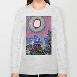 "Robert Delaunay ""Paysage au disque solaire"" Long Sleeve T-shirt"