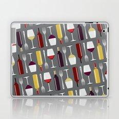 Food & Wine Laptop & iPad Skin