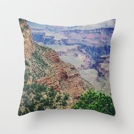 The Grand Outdoors Throw Pillow