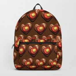 Say It With Chocolate #2 Backpack