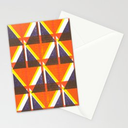Happy little accident Stationery Cards