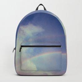 Dreamy Double Rainbow Backpack