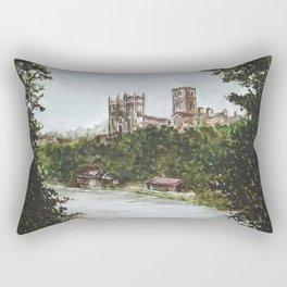 Durham view Rectangular Pillow