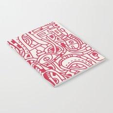 Red Dot Notebook