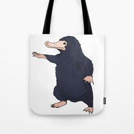 Niffler Pose Tote Bag