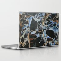 insect Laptop & iPad Skins featuring Insect Graveyard by Rachel Hoffman