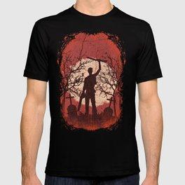 Ash Graves T-shirt
