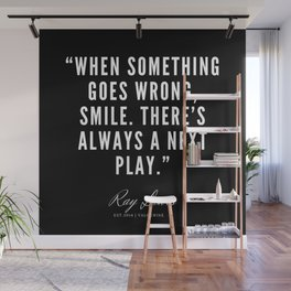 25 | Ray Lewis Quotes 190511 Wall Mural