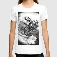 bikes T-shirts featuring bikes  by KayleeRae