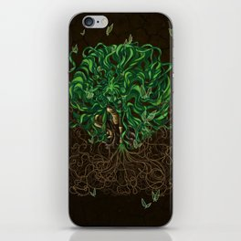 Earthbender iPhone Skin