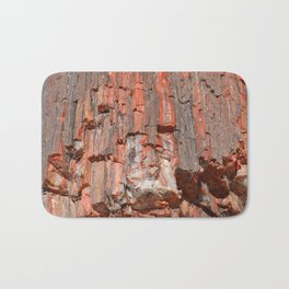 Agathe Log Texture Bath Mat