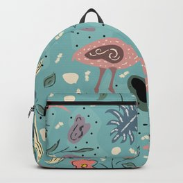 Cute Birds Backpack