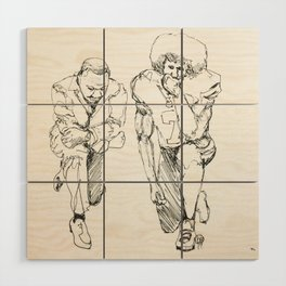 Resistance Wood Wall Art