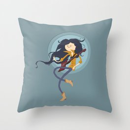 Marcy  fanart  Throw Pillow