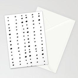 Modern boho dot Stationery Cards