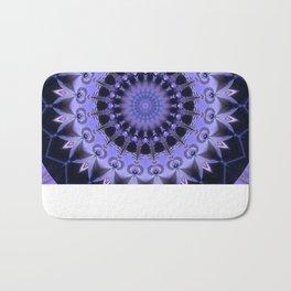 Mandala Path of enlightenment Bath Mat