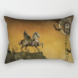 Moon Fairytale II Rectangular Pillow