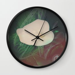 Electric Forest Wall Clock